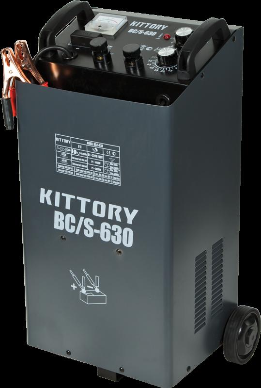 Пуско-зарядное устройство kittory bc/s-630